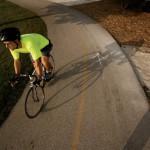 Recreational Bikers Enjoy Illinois Trail Mix