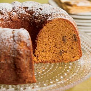 Pumpkin Nut Bread Recipe