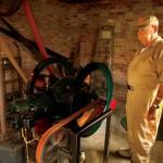 Storing History at Hawes Grain Elevator Museum in Atlanta