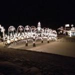 Holiday Lights Brighten Kewanee Park