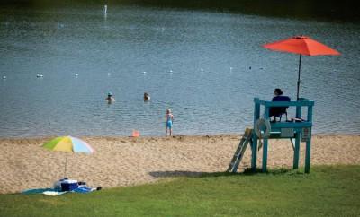 Poplar Camp Beach in Carbondale IL