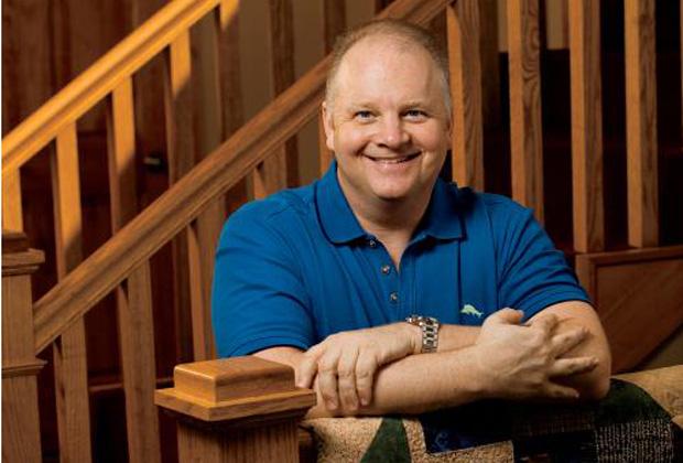 Andy Sprague of Kinnderhook Lodge