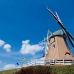 Dutch Windmill, Cultural Center Celebrate Heritage in Fulton, Illinois