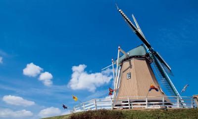 Fulton, Illinois Windmill