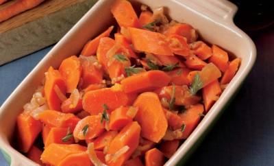 Marsala Carrots