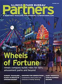 Illinois Partners Summer 2013