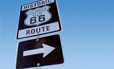 Route 66 Car Show