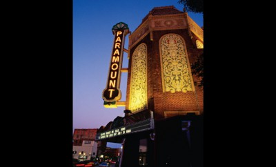 Paramount Theatre in Aurora, Illinois