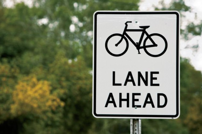 THESE GENERIC BIKE LANE PHOTOS WHERE NOT SHOT IN ILLINOIS