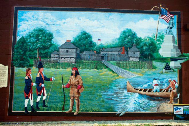 Illinois murals