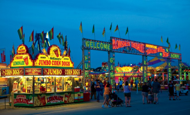 Illinois State Fair in Springfield
