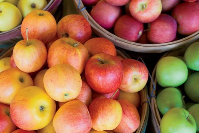 Murphysboro Apple Festival in Illinois