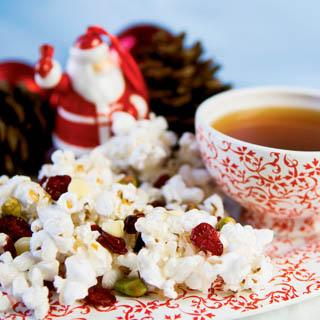 Holiday Candy Popcorn