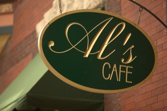 Al's Cafe in Elgin, IL