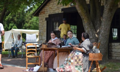 Work and Play Program at Naper Settlement