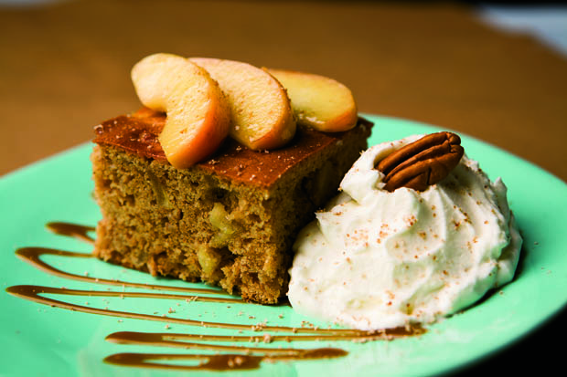 Apple Gingerbread Recipe
