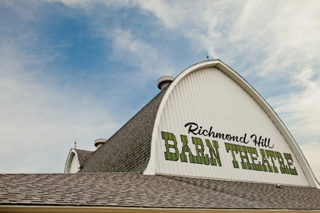 Geneseo Illinois Richmond Hill Barn Theatre