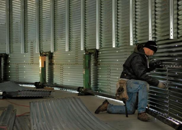 Illinois Grain Storage Gains Momentum