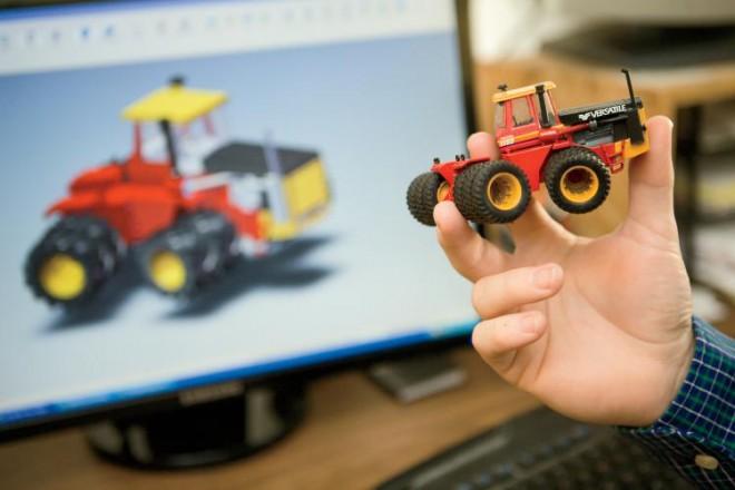 Top Shelf Replicas Toy Trucks