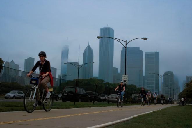 Recreational Biking in Illinois