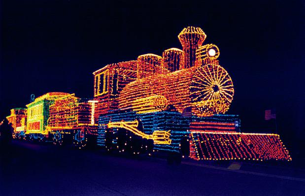 East Peoria Festival of Lights