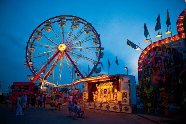 Illinois County Fairs