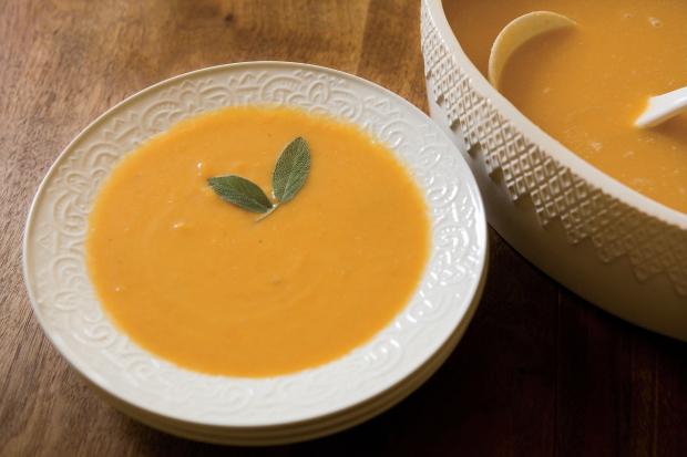 Autumn Vegetable Soup Recipe