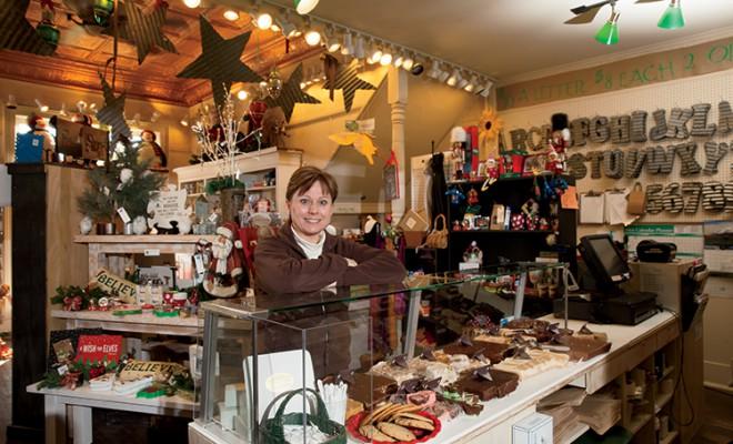 Julie's Corner Store