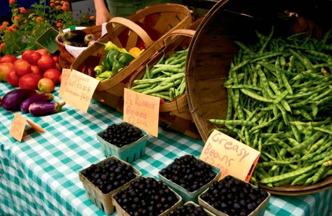 Farmers Market Tips