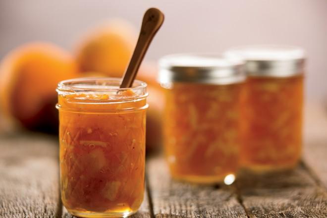 Peach-Orange Conserve