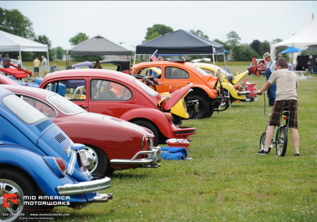 Fun Fest for Air-Cooled VWs
