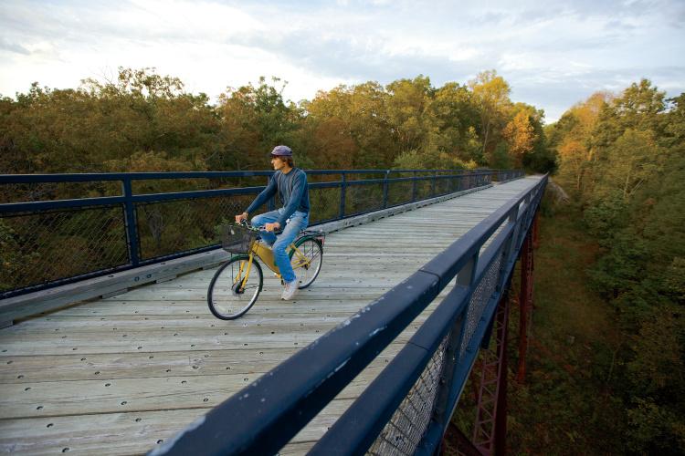 Illinois Bike Trails