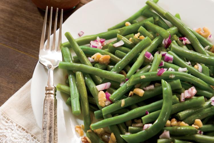 Mom's Green Bean Salad