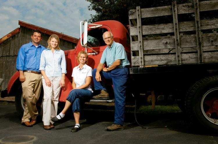 Illinois Centennial farm families