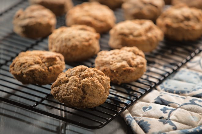 Sprouted Flour Biscuits
