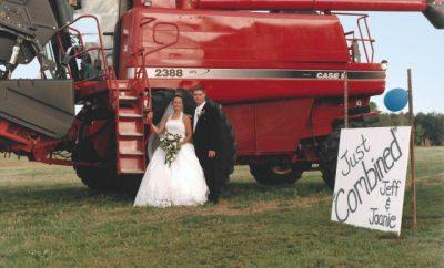 Joanie Stiers farm wedding