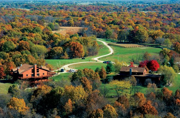 Heartland Prairie Ridge Lodge