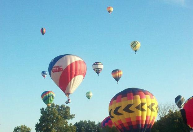 Balloon Fest Centralia, IL