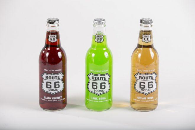 Route 66 Sodas