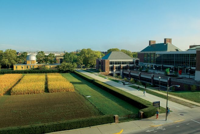 The Morrow Plots at University of Illinois