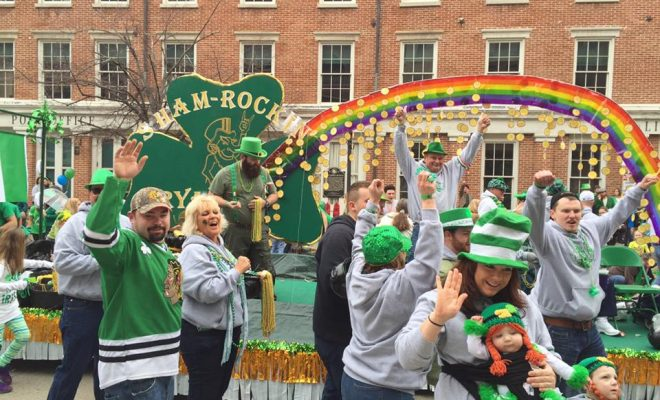 Springfield St. Patrick's Day Parade