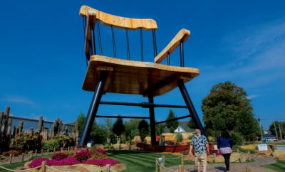 Casey Illinois - World's Largest Rocking Chair