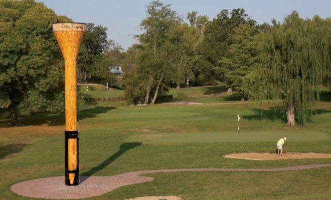 Casey Illinois - World's Largest Golf Tee