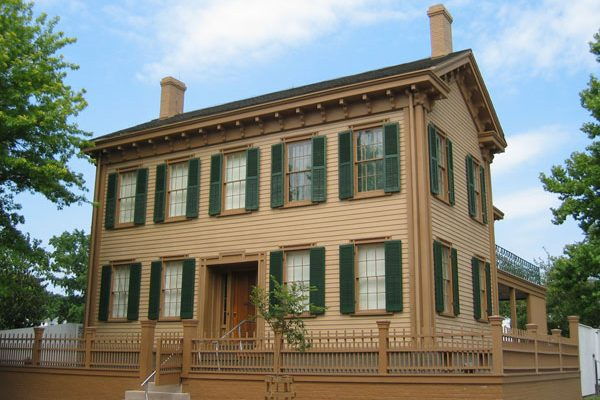 Lincoln Home National Historic Site