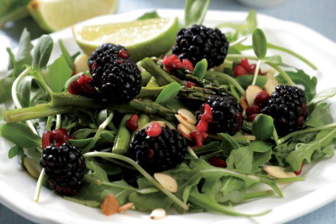 Mixed Microgreens Salad