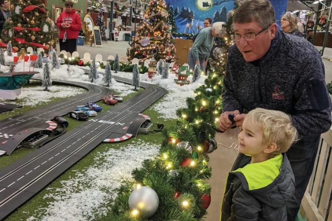 Du Quoin Holiday Lights Fair
