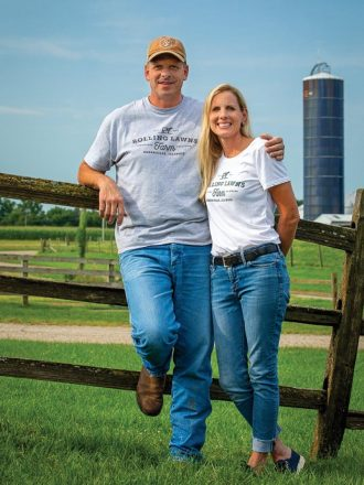 Rolling Lawns Farm – Michael and Jennifer Turley