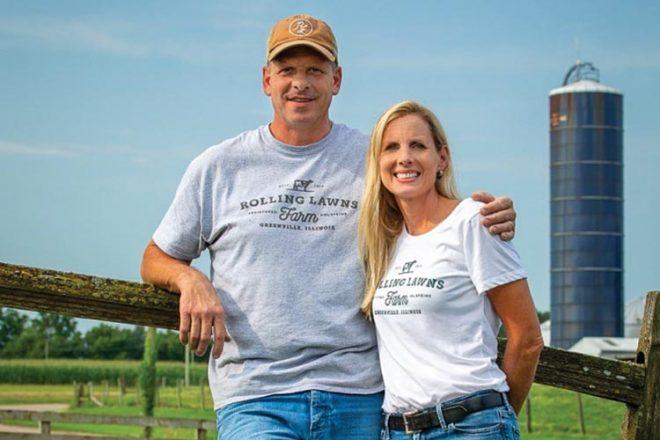 Rolling Lawns Farm – Michael and Jennifer Turley