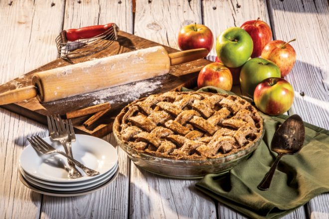 Jodie Shield will offer healthier versions of pumpkin bread, eggplant parmesan, zucchini fritters and apple pie