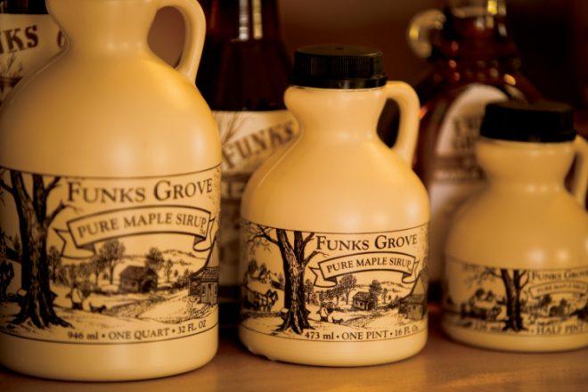 Funks Grove Maple Sirup